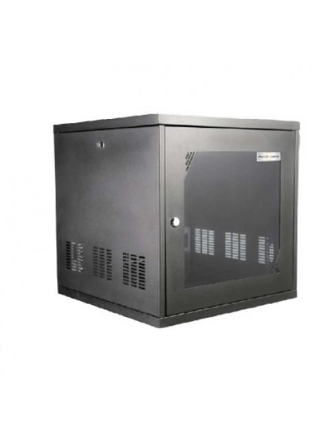 Racksis - Kabin 12U 600X600x600mm SILVER